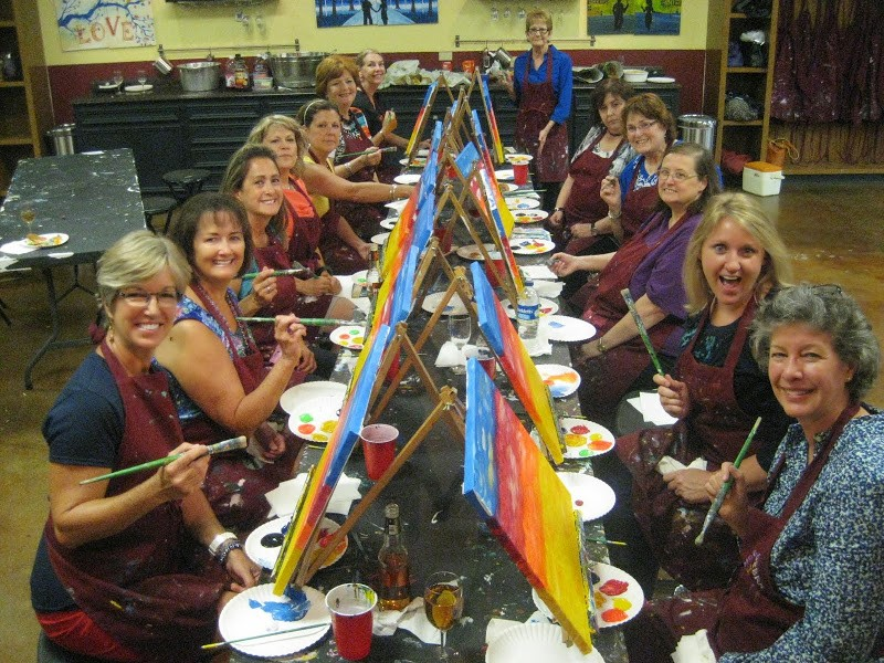 Paint Party