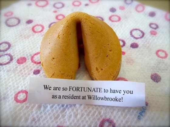 Custom Fortune Cookies for Resident Appreciation Week | CMC Apartments