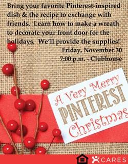 A Very Merry Pinterest Christmas Hot Apartment Life