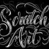 Scratch Art Lesson