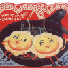 Vintage Valentine's Day Craft