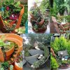"""Craft Party - """"Upcycling"""" Flower Pots!"""