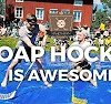 Soap Hockey!