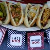 Build Your Own Hot Dog Party