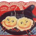 Vintage Valentine's Day Craft