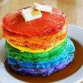 Over the Rainbow Pancake Breakfast