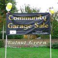 Turn Clutter into Cash with a Community Garage Sale and Scavenger Hunt
