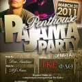 Penthouse Pajama Party