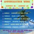 Resident Appreciate Week Extravaganza!