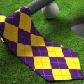 Tacky Tie Father's Day Golf