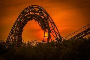 Group Amusement Park Adventure