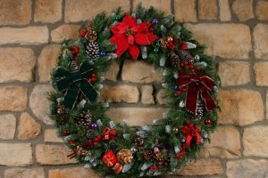 Wreaths and Refreshments