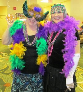 Mardi Gras Parade & Party