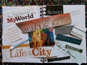 Vision Board Craft and Party Night