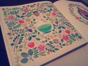 Color Me Happy! Adult Coloring Event