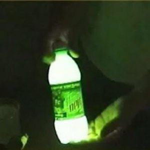 Glowing Mountain Dew