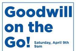 Goodwill on the Go!