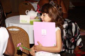 Princess Tea Party for girls