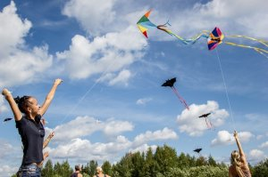 Let Your Spirit Soar – Come Fly a Kite!