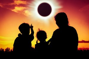 Fun in No Sun - Solar Eclipse Party