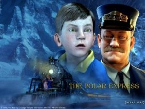 Polar Express Movie Night