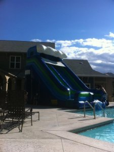 Party Slide!