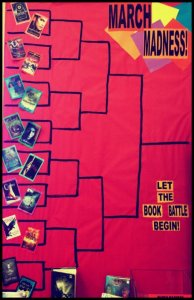 March READING Madness!