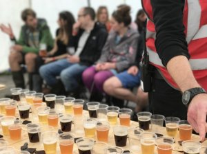 Craft Beer Tasting Challenge and Vote