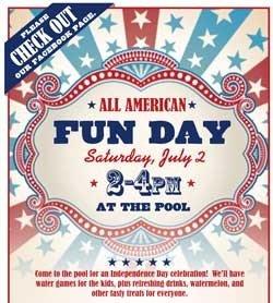 All American Fun Day