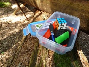 Get Active with Geocaching