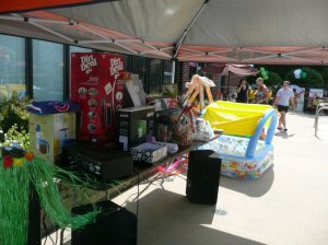 Annual Summer Luau Party