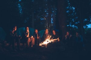 Visit the Woods! Community Camping Reservations
